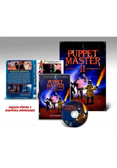 La venganza de los muñecos (Puppet Master II) (Puppet Master II: His Unholy)