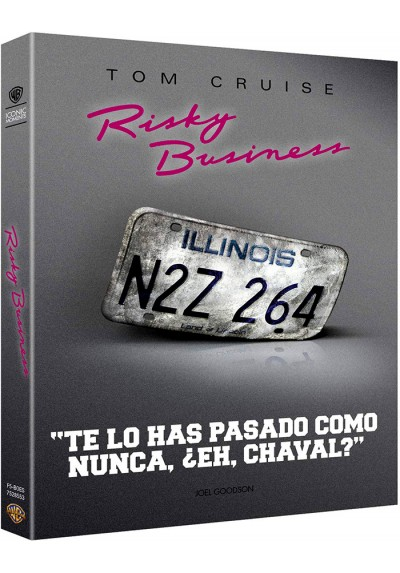 Risky Business  - Ed Iconic (Blu-Ray)