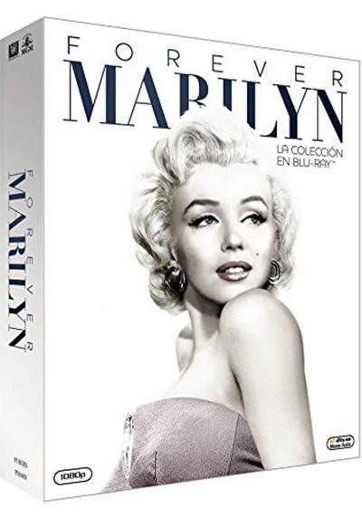 Pack Marilyn - 50 aniversario (Blu-ray)