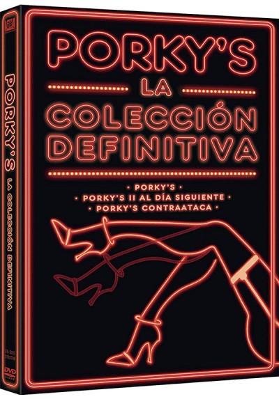 Trilogía Porky's - La colección definitiva