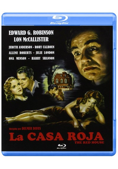 La Casa Roja (Blu-ray) (The Red House)