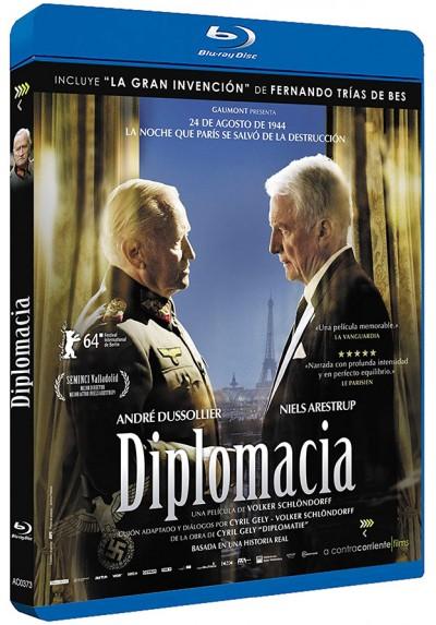 Diplomacia (Blu-ray) (Diplomatie)