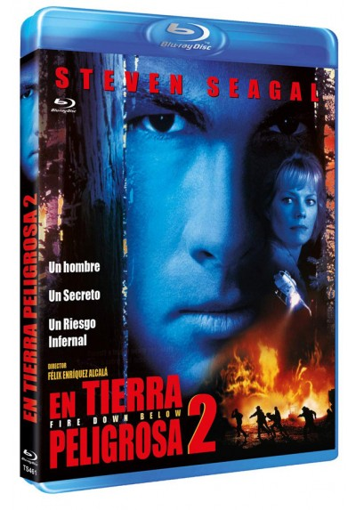 En tierra peligrosa 2 (Blu-ray) (Fire Down Below)