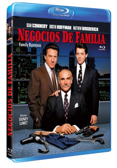 Negocios de familia (Blu-ray) (Family Business)