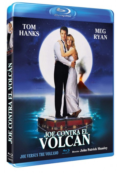 Joe contra el volcán (Blu-ray) (Joe versus the Volcano)
