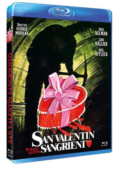 San Valentín sangriento (Blu-ray) (My Bloody Valentine)