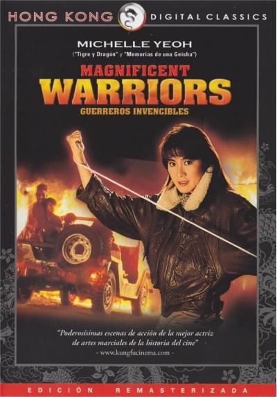Magnificent Warriors (Guerreros Invencibles)