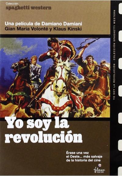 Yo Soy La Revolucion (Chuncho, Quien Sabe)