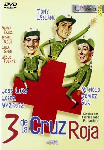 3 de la Cruz Roja (Tres de la Cruz Roja)