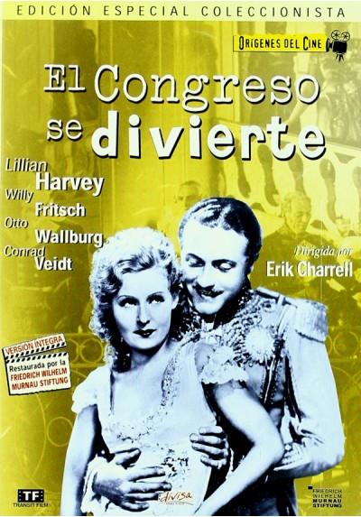 El congreso se divierte (Der Kongress tanzt)