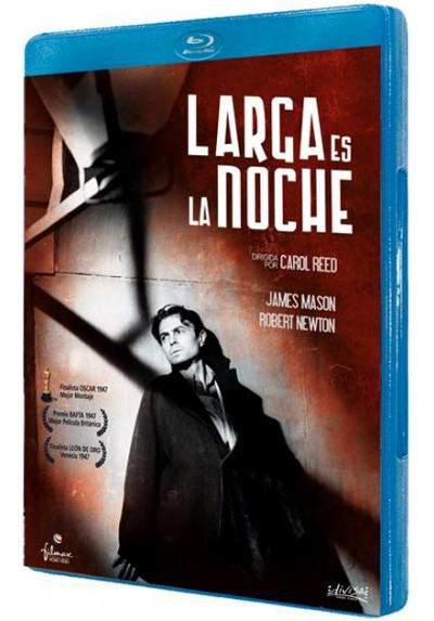 Larga es la noche (Odd Man Out) (Blu-ray)