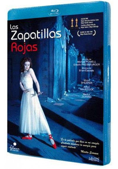 Las Zapatillas Rojas (The Red Shoes) (Blu-ray)