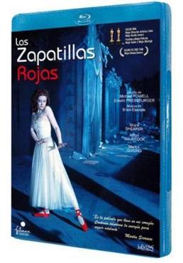 Las Zapatillas Rojas (The Red Shoes) (Blu-ray)