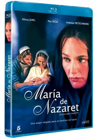 Maria De Nazaret (Blu-Ray) (Maria Di Nazaret)