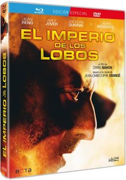 El imperio de los lobos (Blu-ray - DVD) (L'empire des loups)