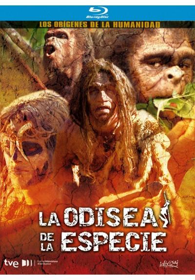 La Odisea De La Especie : Los Origenes de la especie (Blu-ray)