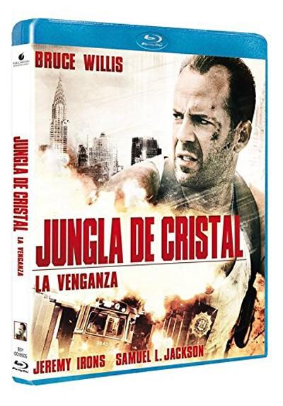 Jungla de Cristal: La Venganza (Blu-ray)