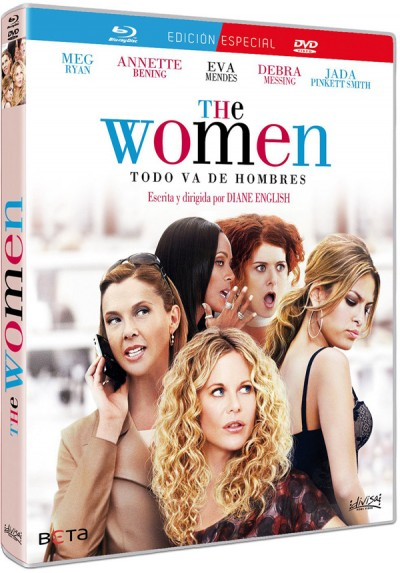 The Women (Blu-ray + DVD)