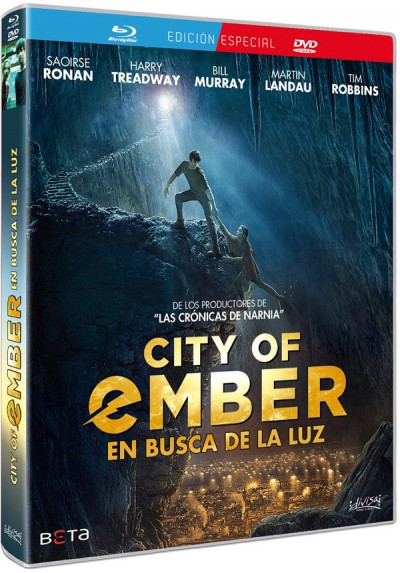 City of Ember: En busca de la luz (Blu-ray + DVD) (City of Ember)