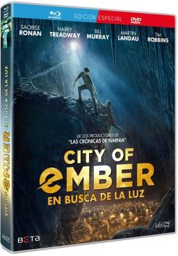 City of Ember: En busca de la luz (Blu-ray + DVD) (City of Ember)