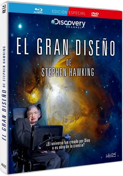 El gran diseño de Stephen Hawking (Blu-ray + DVD) (Stephen Hawking's Grand Design)