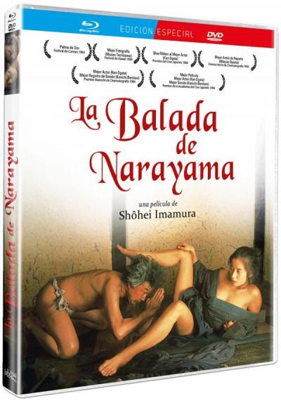 La balada de Narayama (Blu-ray + DVD) (Narayama Bushi-ko)