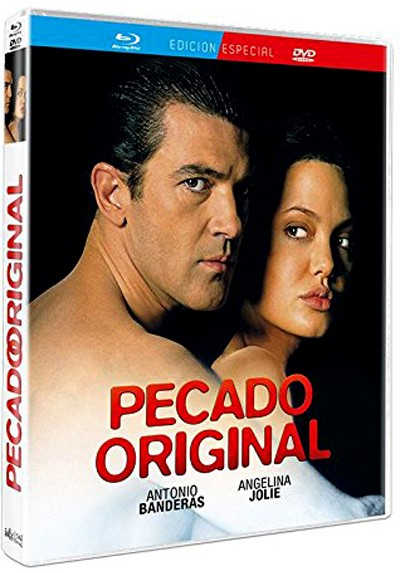 Pecado original (Blu-ray + DVD) (Original Sin)