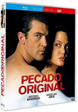 Pecado original (Blu-ray + DVD) (Original Sin)
