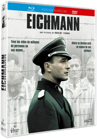 Eichmann (Blu-ray + DVD)