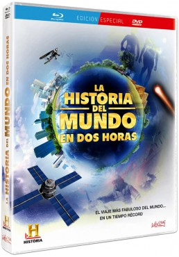 La historia del mundo en dos horas (Blu-ray + DVD) (History of the World in 2 Hours)