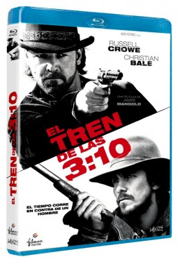 El Tren De Las 3:10 (Blu-ray) (3:10 To Yuma)