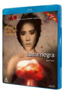 Lluvia negra (Blu-ray) (Kuroi ame) (Black Rain)