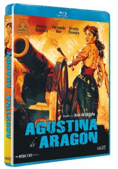 Agustina de Aragón (Blu-ray)