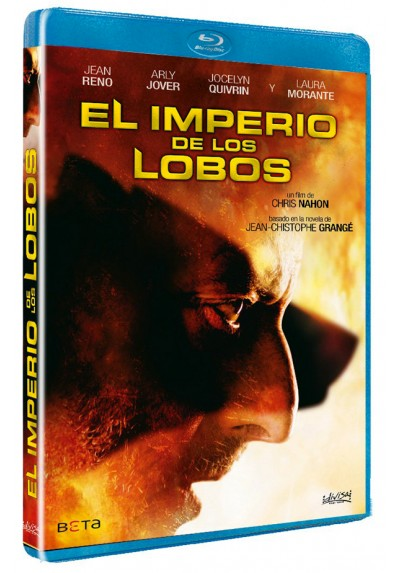 El imperio de los lobos (Blu-ray) (L'empire des loups)