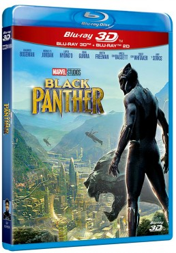 Black Panther (Blu-ray + Blu-ray 3D)
