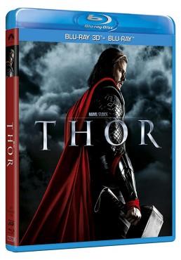 Thor (Blu-ray + Blu-ray 3D)