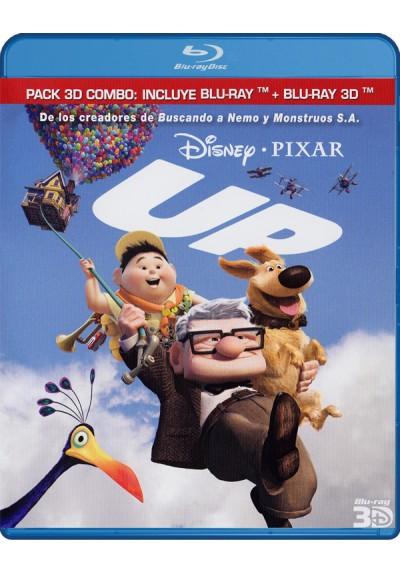 Up (Blu-ray + Blu-ray 3D)