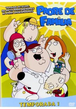 Padre de Familia: Temporada 1 (Family Guy)