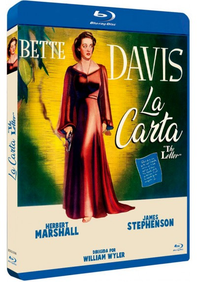 La carta (Blu-ray) (The Letter)