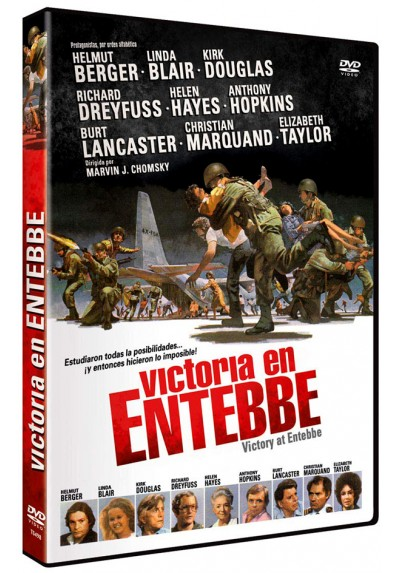 Victoria en Entebbe (Victory at Entebbe)