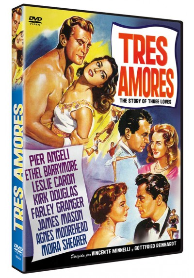 Tres amores (The Story of Three Loves)