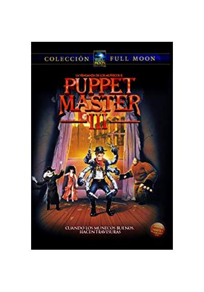 La venganza de los Muñecos 3 (Puppet Master III: Toulon's Revenge)