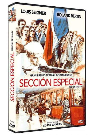 Sección especial (Section spéciale)