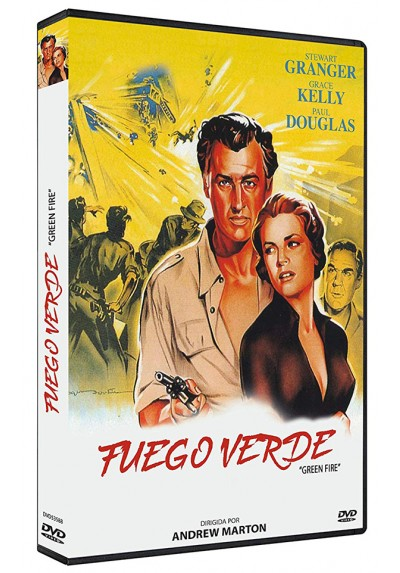 Fuego verde (Green Fire)