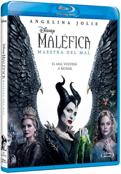 Maléfica: Maestra del mal (Blu-ray) (Maleficent: Mistress of Evil)