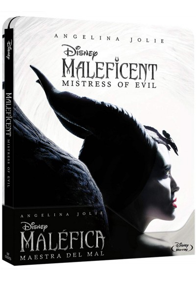 Maléfica: Maestra del mal (Blu-ray) (Maleficent: Mistress of Evil) (Steelbook)