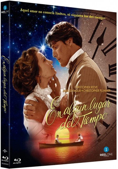 En algún lugar del tiempo (Blu-ray) (Somewhere in Time)