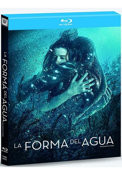 La Forma Del Agua - Digibook (Blu-Ray) (The Shape Of Water)