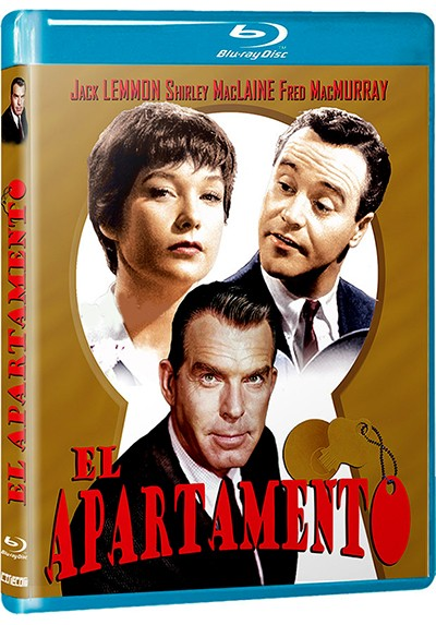 El apartamento (Blu-ray) (The Apartment)