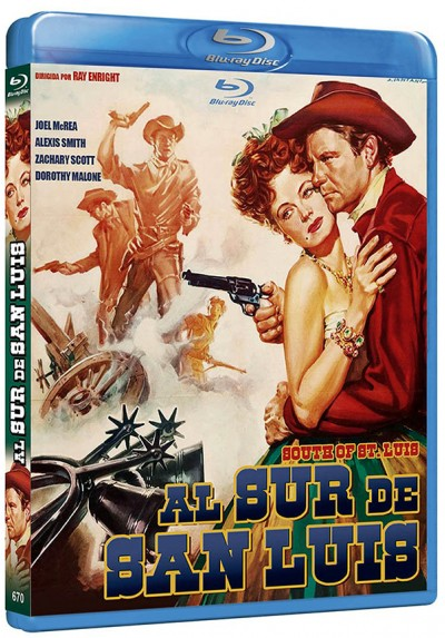 Al Sur De San Luis (Blu-Ray) (South Of St. Louis)